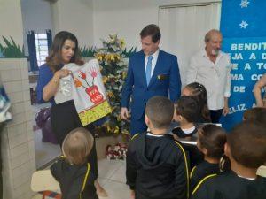 Rotary Club Santo André Sul – Visita do Governador (Distrito 4420) – Dezembro/2019